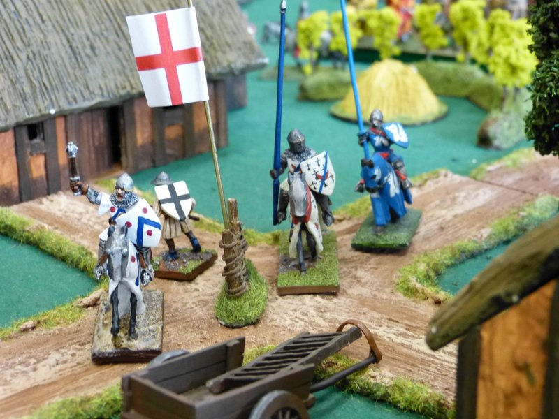 Deux ducs pour une couronne ...ou la guerre de Succession de Bretagne en raccourci ! P1040441