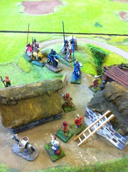 Deux ducs pour une couronne ...ou la guerre de Succession de Bretagne en raccourci ! Image-4
