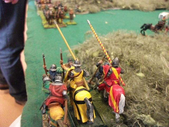Deux ducs pour une couronne ...ou la guerre de Succession de Bretagne en raccourci ! SiegeRennes20ans36