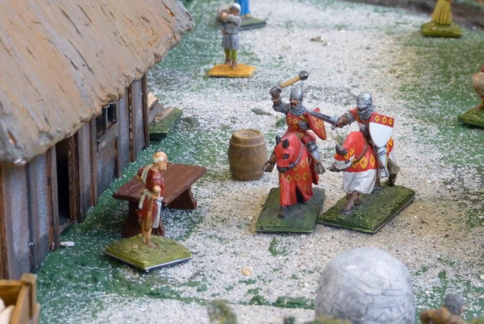 « Un village de marchands» (compte-rendu d'escarmouche) LeSourn2014-5
