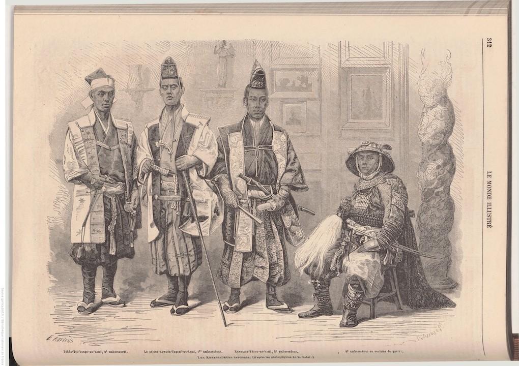Shimonoseki 1863-64 Le_Monde_illustre__bpt6k62259190_8