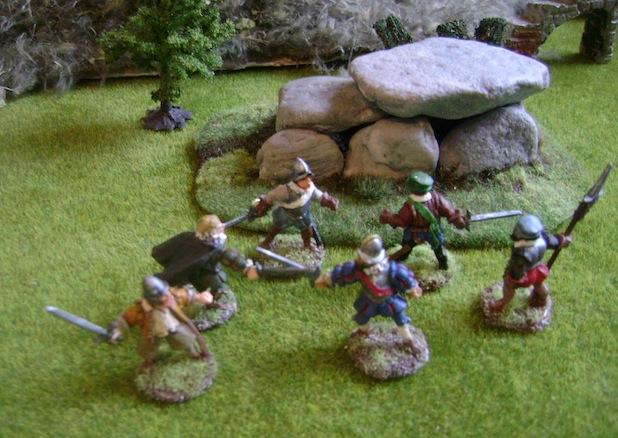 La guerre de la Ligue en Bretagne (1588-1598) D