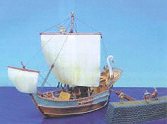 la galère...  Aue-verlag-roman-ship