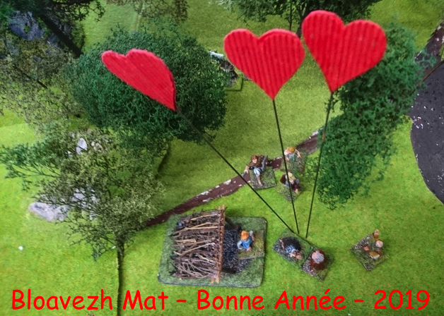 Bloavezh Mat / Bonne Année 2019 Bloavezhmat2019