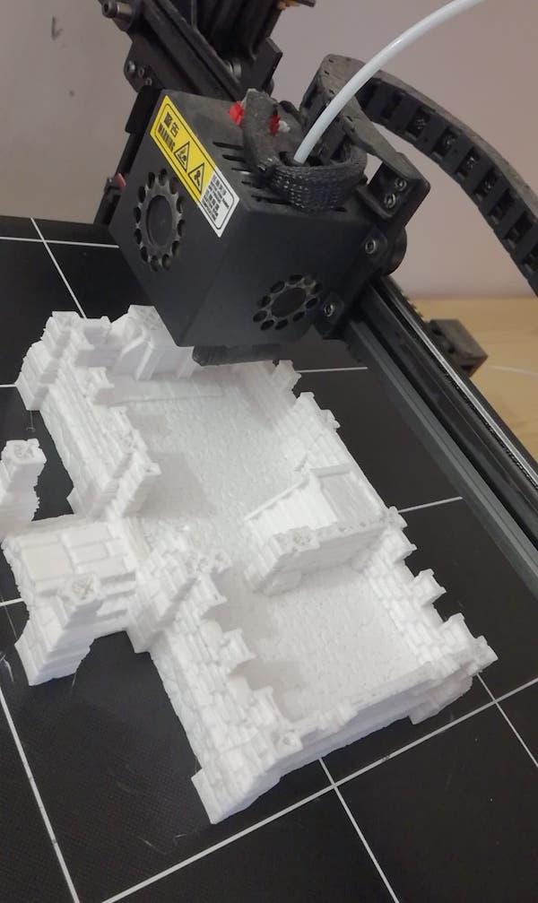 Réalisations imprimante Impr-1
