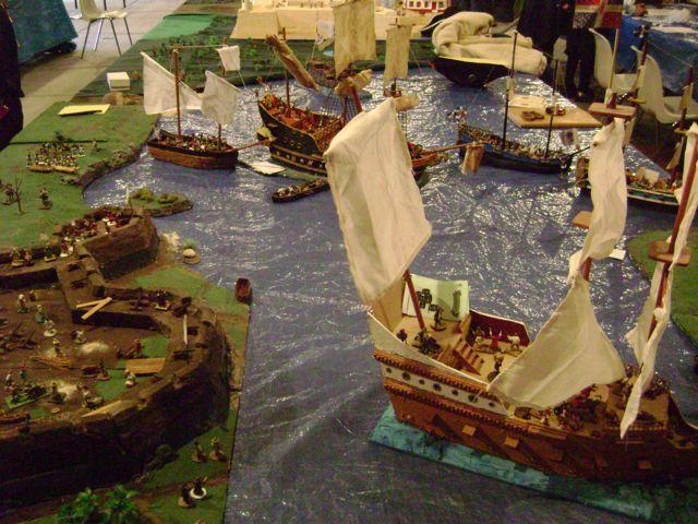 Du commerce et autres affaires survenues en mer des Caraïbes et en mer du nord Mega2012-3