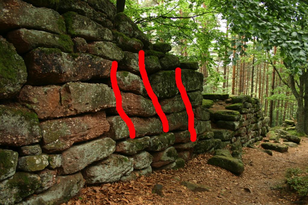 Un mur d'Adrien ou d'Antonin dans les Vosges Odilie11