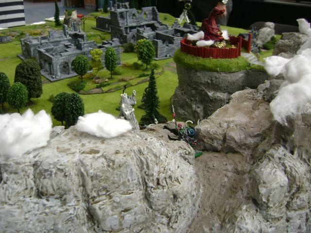 La Vallée du Dragon triste Ak