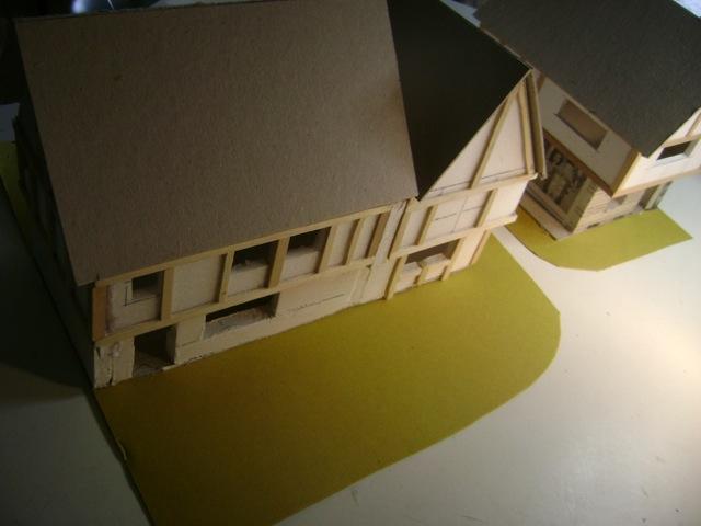 Maisons médiévales, suite Tiez2014-3