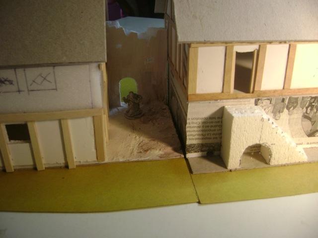 Maisons médiévales, suite Tiez2014-4
