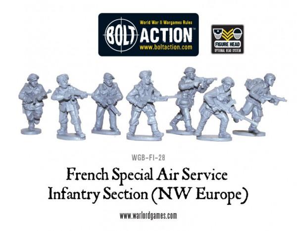 SAS français 2eme guerre mondiale French-SAS