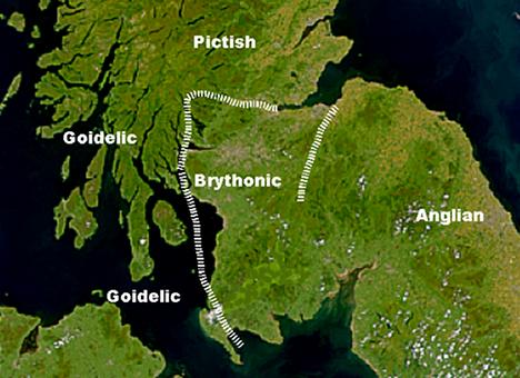 Dates des scénarios « arthuriens» ? Southern_Scotland_(languages)