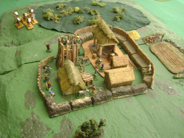 Un village trop loin Caervillage