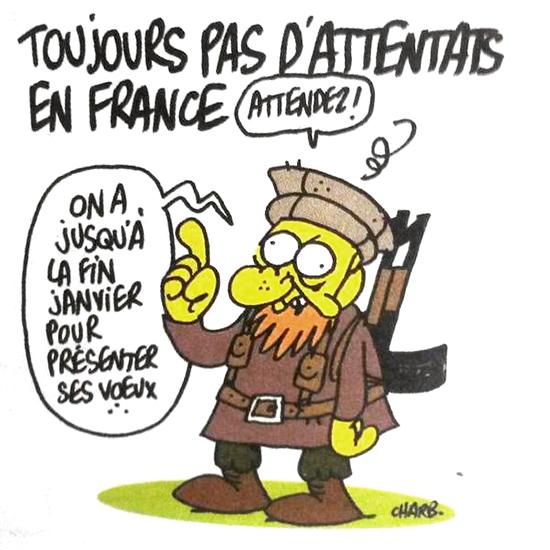 Je suis Charlie Charb
