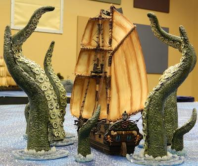 Grandes parties pirates aux USA Kraken