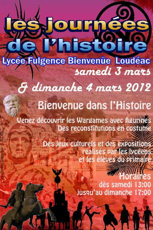 Loudéac 3-4 mars 2012 Loudia2012