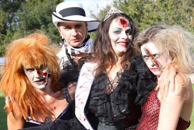 Festival zombie à Gourin (56) Miss02