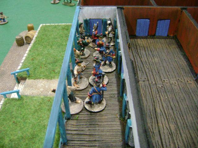 Encore une batailles de pirates : St-Méen-le-Grand, 17 mars 2012 St-meen-2012-11