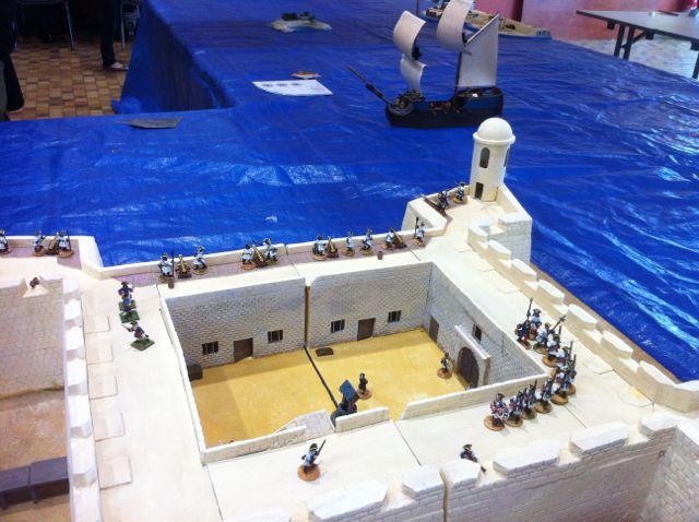 Encore une batailles de pirates : St-Méen-le-Grand, 17 mars 2012 St-meen-2012-14