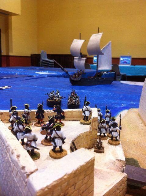 Encore une batailles de pirates : St-Méen-le-Grand, 17 mars 2012 St-meen-2012-17