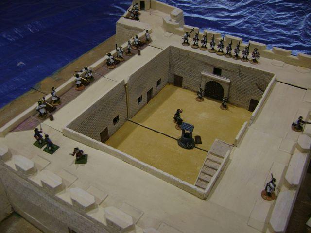 Encore une batailles de pirates : St-Méen-le-Grand, 17 mars 2012 St-meen-2012-3