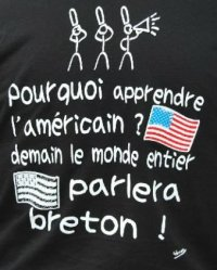 Trafic de tabac sur les côtes bretonnes T-shirt-br