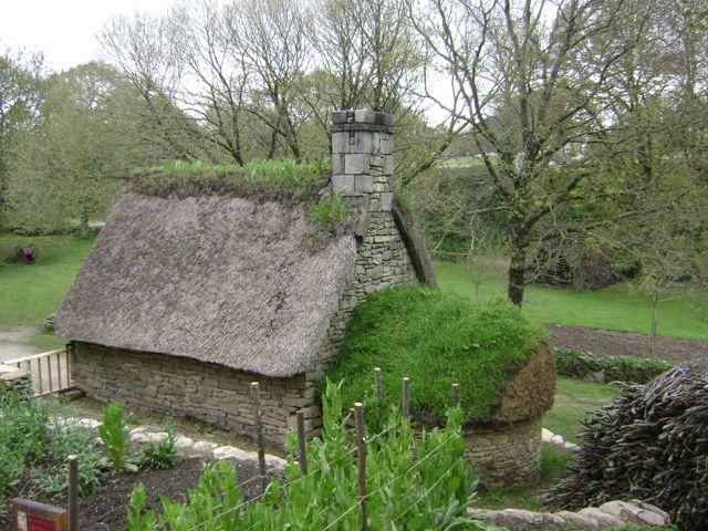 Maison médiévale Ti-forn2
