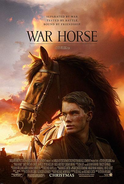 Le nouveau Spielberg War-horse-poster