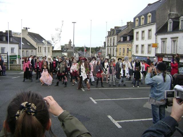 Festival zombie à Gourin (56) Zombie2