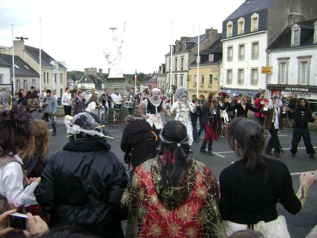 Festival zombie à Gourin (56) Zombie4