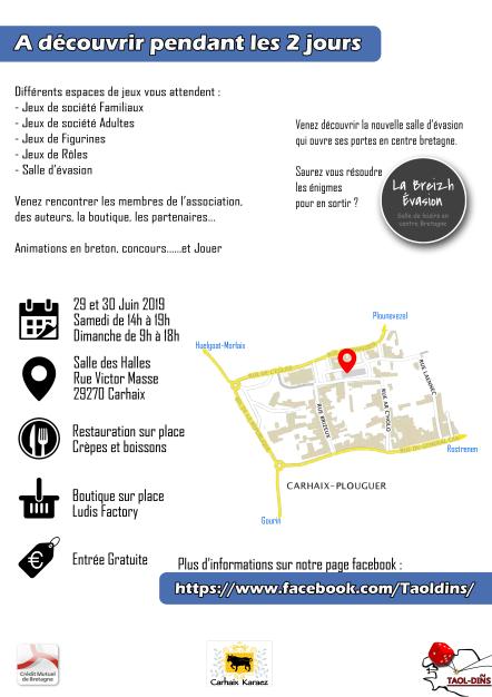 Carhaix 29-30 juin Taol_Dins_2019_V1