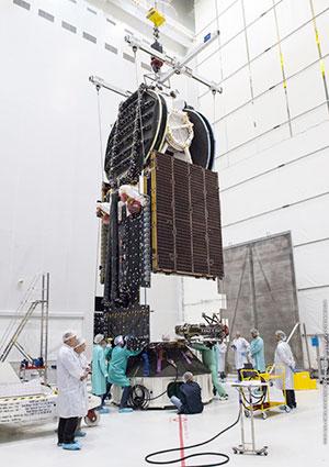 Lancement Ariane 5 ECA VA231 / GSAT-18 & Sky Muster 2 - 4 octobre 2016 - Page 2 9-2-2016-va231-sm