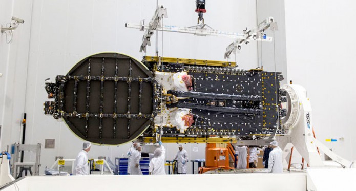 Lancement Ariane 5 ECA VA231 / GSAT-18 & Sky Muster 2 - 4 octobre 2016 - Page 2 1637535647