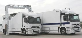 مركبات رابيسكان سيستمز تغيّر الصورة الأمنية في العراق Trucks