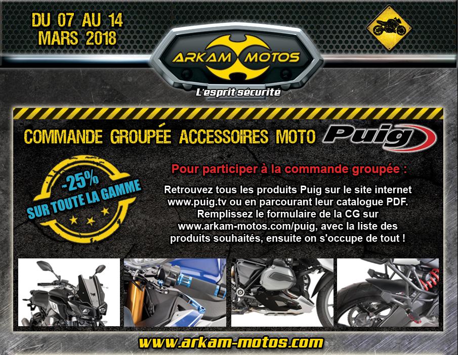 Commande Groupée Puig avec Arkam Motos ! NEWSLETTER_CG_PUIG01