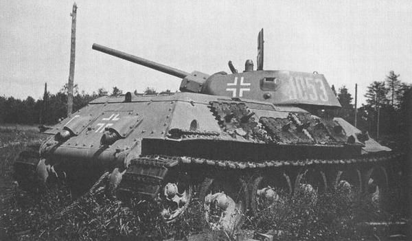 [Dossier Photo] : Le matériel de prise et les conversions ! T-34_early_36