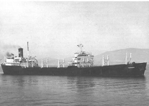 SS Pocahontas Seam 1/700 de Loose cannon La198