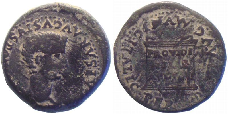 As de Itálica, reinado de Tiberio. 11125v