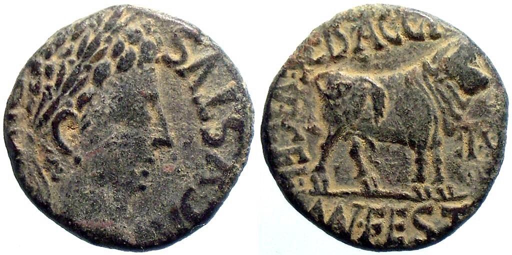 As de Lepida Celsa - Por Augusto. AugCelkn