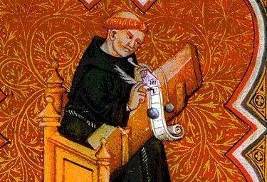 Ritorno al Medioevo 2.monaco