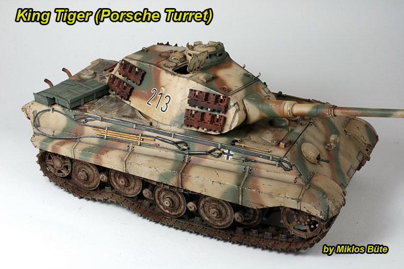 King Tiger Porsche : mi serve un disperato aiuto! - Pagina 3 Header