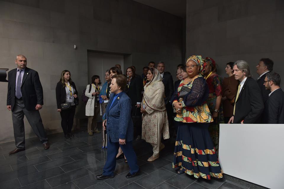 George Clooney visits Armenian Genocide Museum Aurora-Genocide-Museum-2
