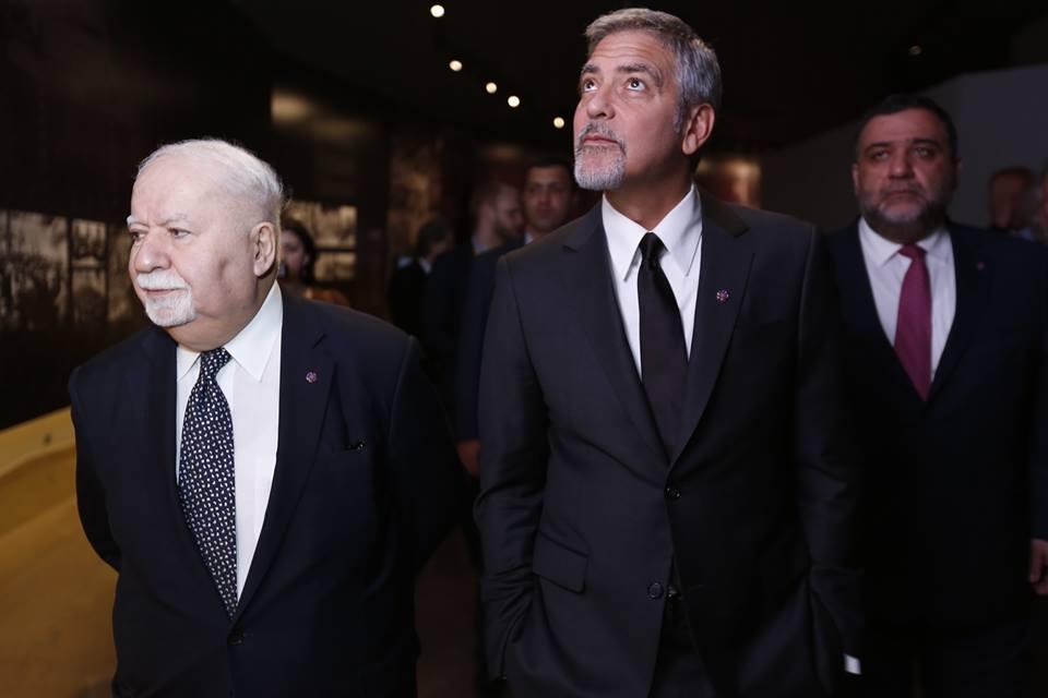 George Clooney visits Armenian Genocide Museum Aurora-Genocide-Museum-3