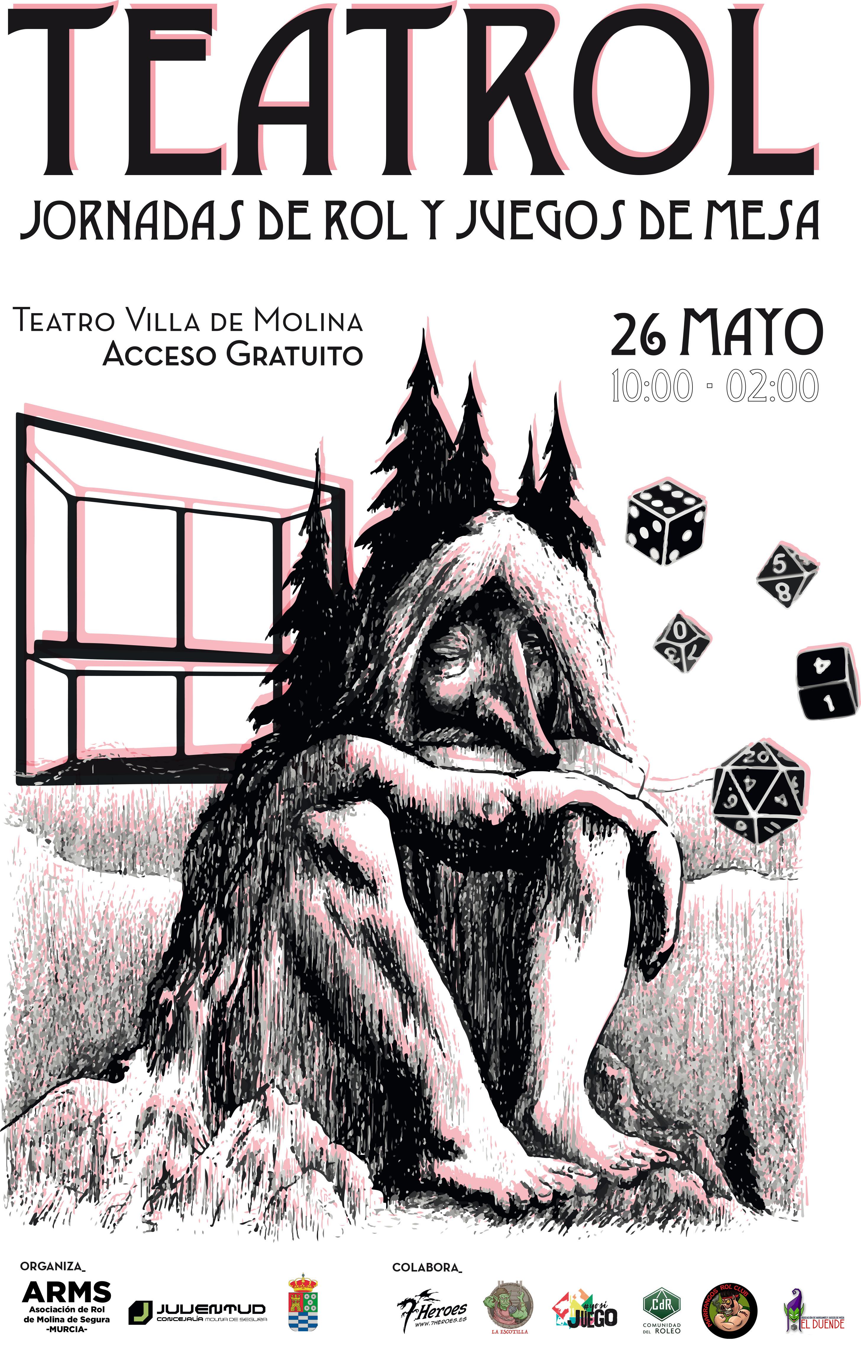 Jornadas Teatrol - Molina de Segura (Murcia) - 26 de Mayo TEATROL