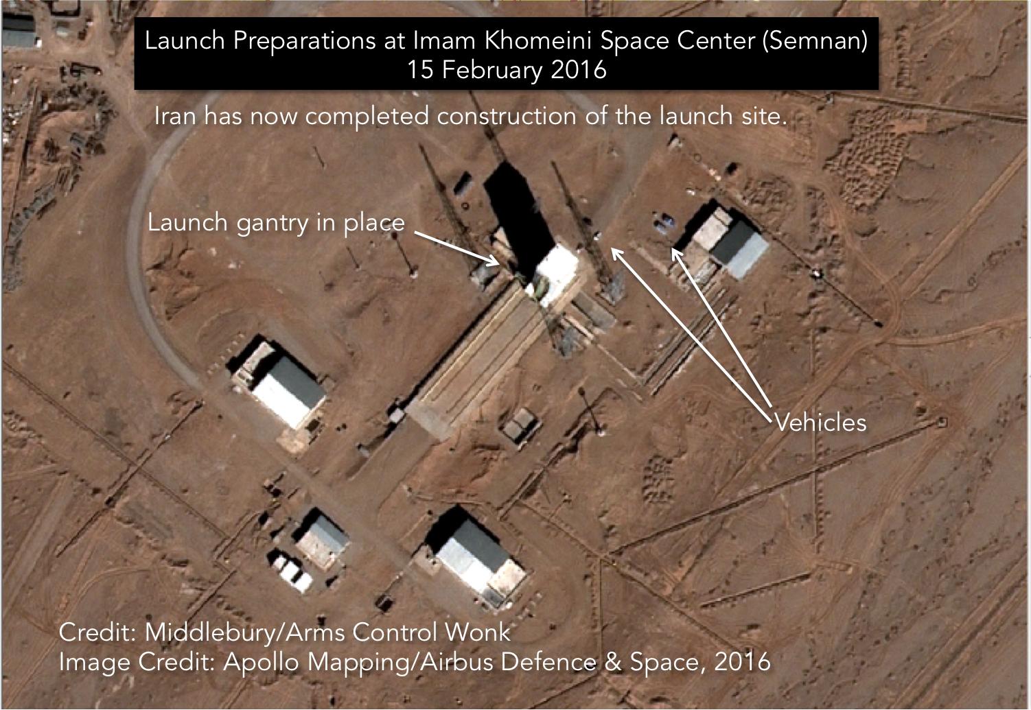 Iranian Space program New-2