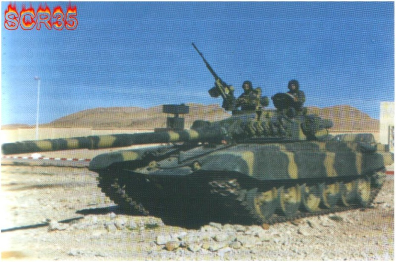 صور دبابات قتال رئيسية الجزائرية T-72M/M1/B/BK/AG/S ] Main Battle Tank Algerian ]   - صفحة 2 27024