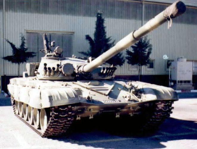 صور دبابات قتال رئيسية الجزائرية T-72M/M1/B/BK/AG/S ] Main Battle Tank Algerian ]   - صفحة 2 27030