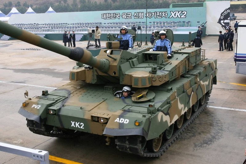 "LES ""MBT"" - Page 15 Tank_XK-2_South-Korea_Black_panther_006"