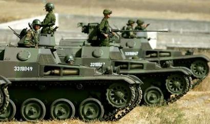 Ejército Mexicano AMX-13_VCI_Mexican_03