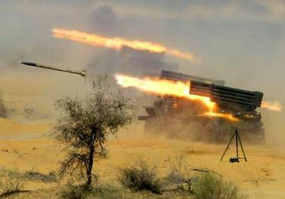 """مقارنة بين مصر واسرائيل """" المقارنة الاشمل """" BM-21_Multiple_Rocket_Launcher_India_02"""